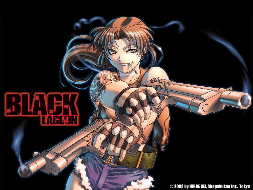 ブラックラグーン-BLACK LAGOON-の壁紙/画像 ...